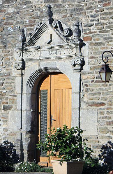 Photo du Monument Historique Maison situé à Lantillac