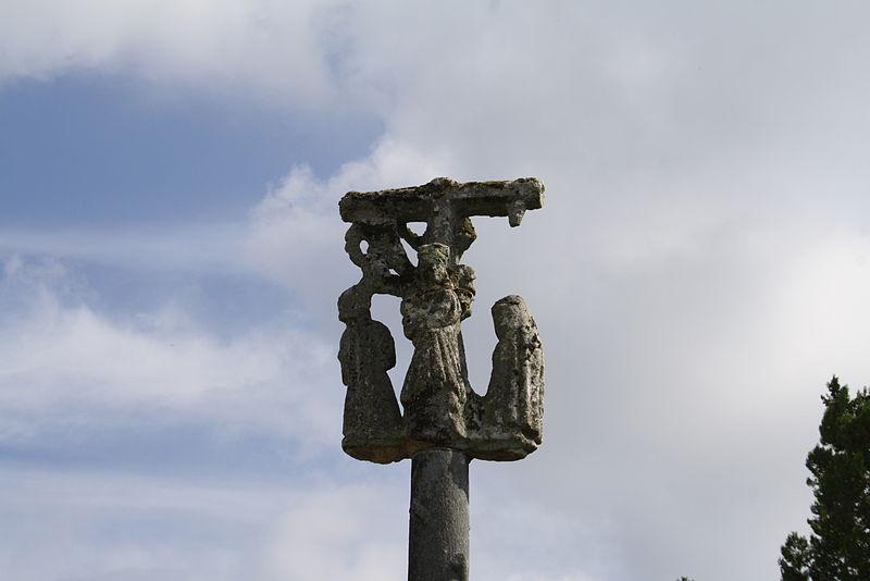Photo du Monument Historique Cimetière situé à Locmalo