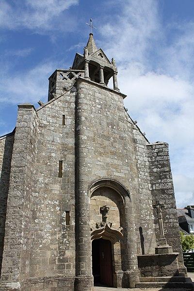 Photo du Monument Historique Chapelle Saint-Christophe situé à Lorient
