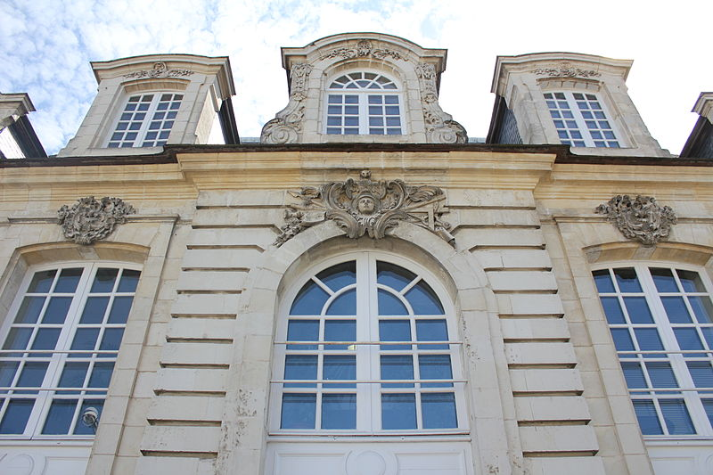 Photo du Monument Historique Préfecture maritime situé à Lorient