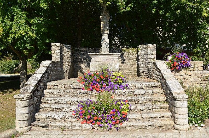 Photo du Monument Historique Calvaire situé à Malansac