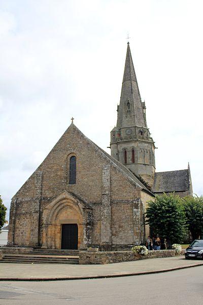 Photo du Monument Historique Eglise Notre-Dame-de-Joie situé à Merlevenez