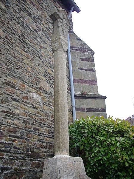 Photo du Monument Historique Cimetière situé à Néant-sur-Yvel