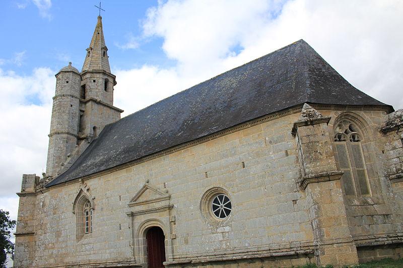 Photo du Monument Historique Chapelle Notre-Dame-de-Légevin situé à Nostang