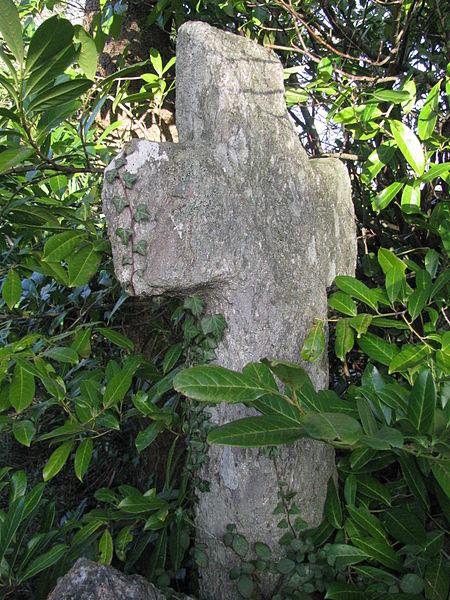 Photo du Monument Historique Croix de chemin situé à Ploemeur