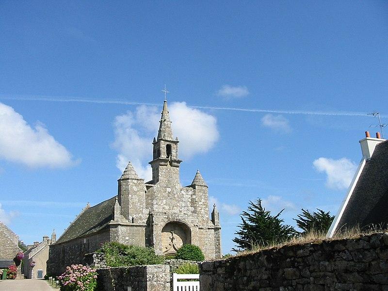 Photo du Monument Historique Chapelle Notre-Dame des Fleurs situé à Plouharnel