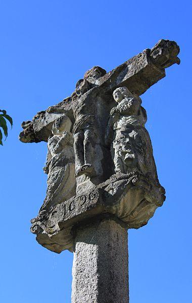 Photo du Monument Historique Cimetière de Saint-Thuriau situé à Plumergat