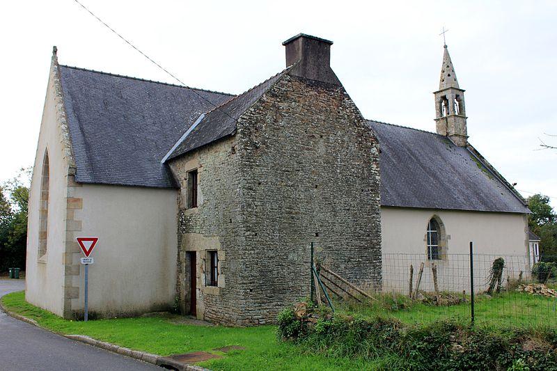 Photo du Monument Historique Chapelle Saint-Fiacre situé à Pluvigner