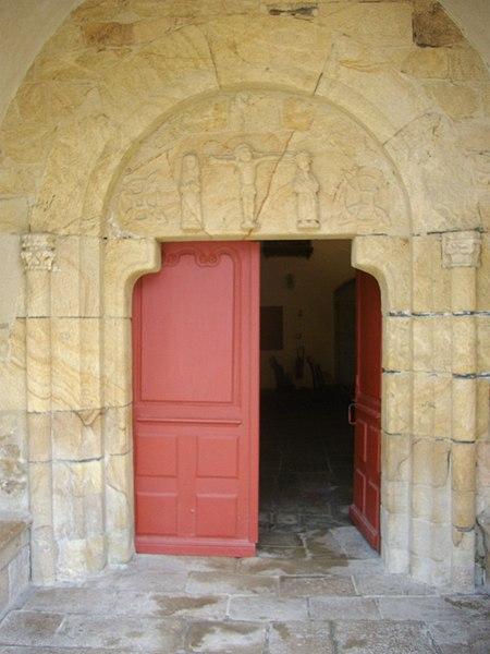 Photo du Monument Historique Eglise Saint-Guigner situé à Pluvigner