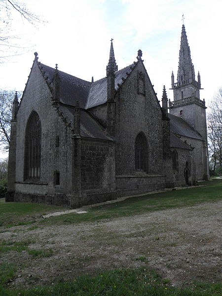 Photo du Monument Historique Chapelle de la Houssaye situé à Pontivy