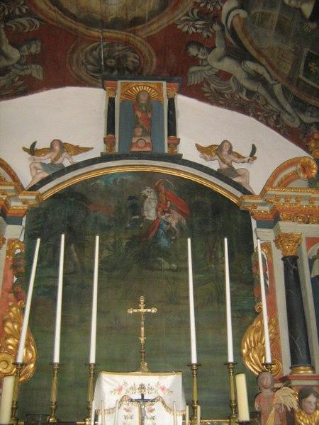 Photo du Monument Historique Chapelle Sainte-Tréphine situé à Pontivy