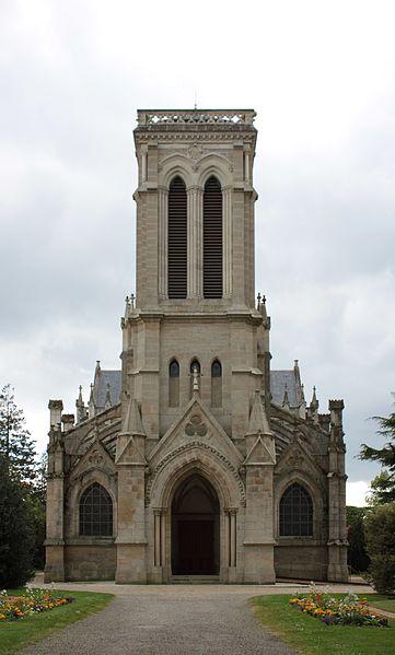 Photo du Monument Historique Eglise Saint-Joseph situé à Pontivy