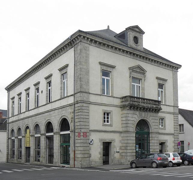 Photo du Monument Historique Ancien théâtre situé à Pontivy