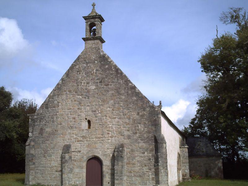 Photo du Monument Historique Chapelle Saint-Servais situé à Pont-Scorff