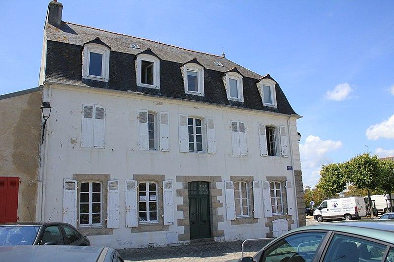 Photo du Monument Historique Maison situé à Port-Louis