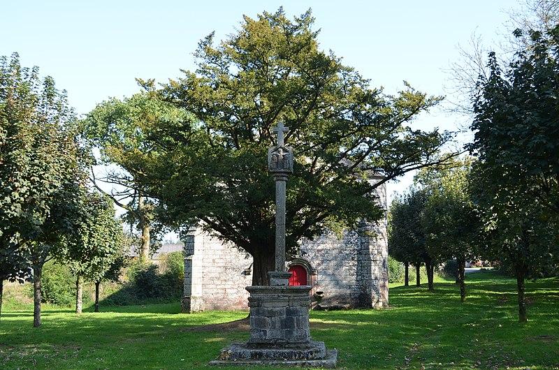 Photo du Monument Historique Chapelle Saint-Vincent à Saint-Doué situé à Questembert