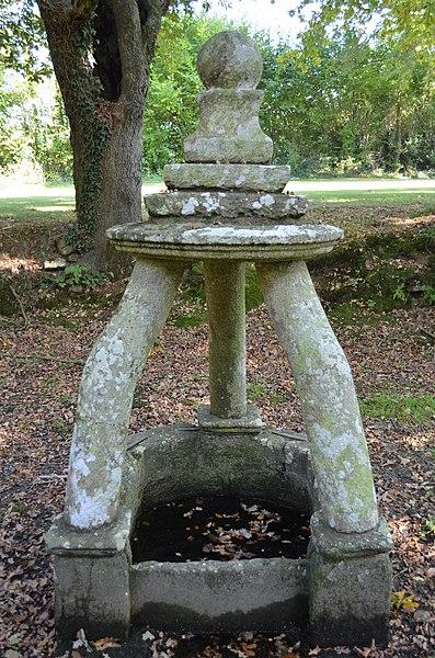 Photo du Monument Historique Presbytère situé à Questembert