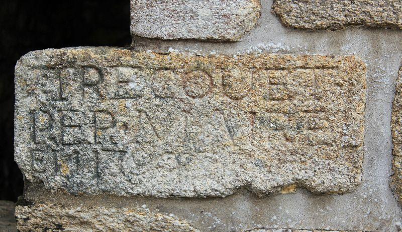 Photo du Monument Historique Eglise Saint-Nicodème situé à Quily