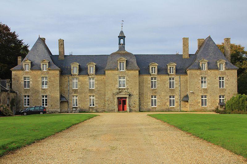 Photo du Monument Historique Château de Porhman situé à Réguiny