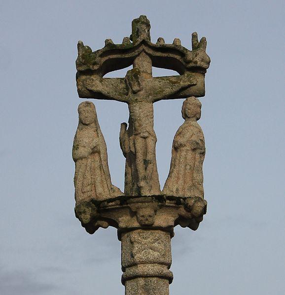 Photo du Monument Historique Cimetière situé à Réguiny