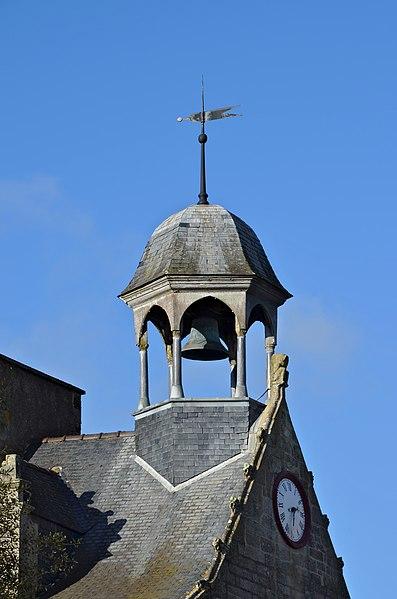 Photo du Monument Historique Maison dite du Canon situé à La Roche-Bernard