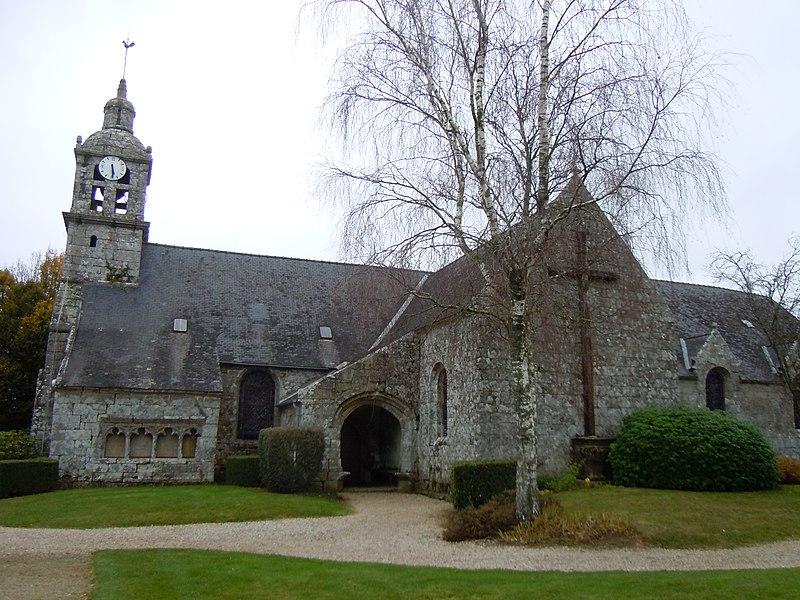 Photo du Monument Historique Ossuaire situé à Le Saint