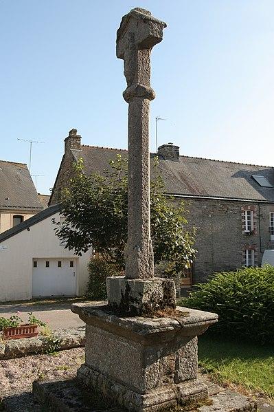 Photo du Monument Historique Cimetière situé à Saint-Abraham