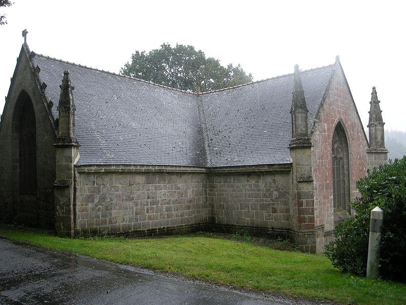 Photo du Monument Historique Chapelle Saint-Adrien situé à Saint-Barthélemy