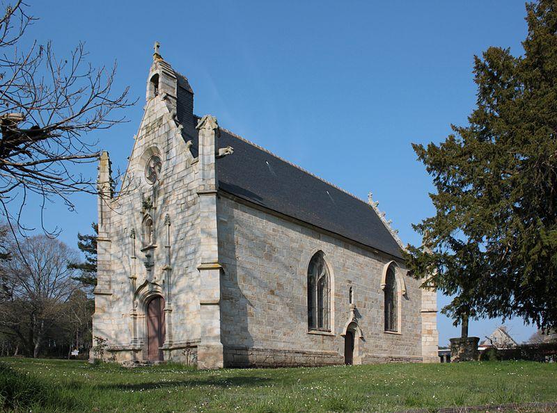 Photo du Monument Historique Chapelle Sainte-Anne situé à Saint-Dolay