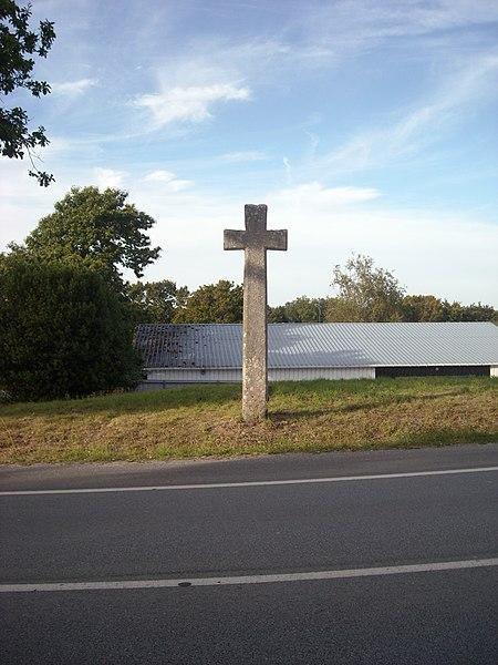 Photo du Monument Historique Croix de la Brassée situé à Séné