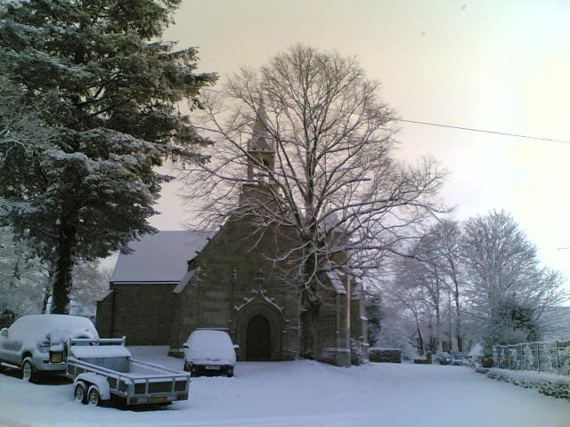 Photo du Monument Historique Chapelle Saint-Laurent situé à Silfiac
