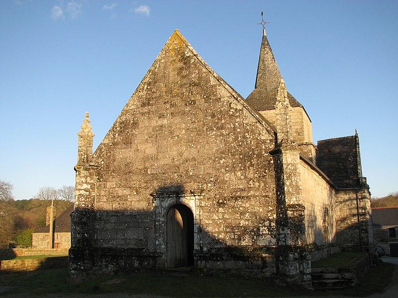Photo du Monument Historique Chapelle Notre-Dame-de-Cran situé à Treffléan