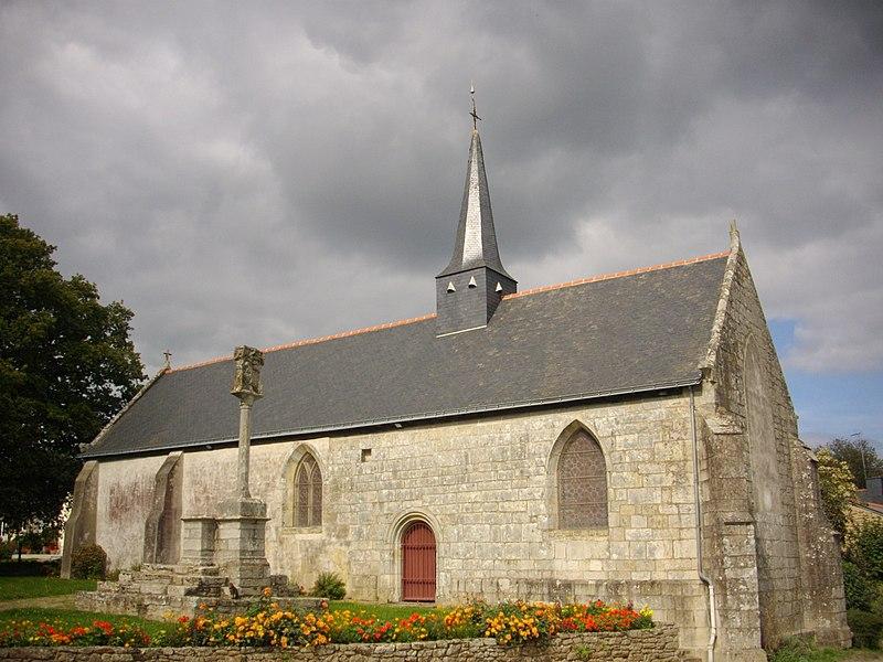 Photo du Monument Historique Chapelle Notre-Dame du Rohic situé à Vannes