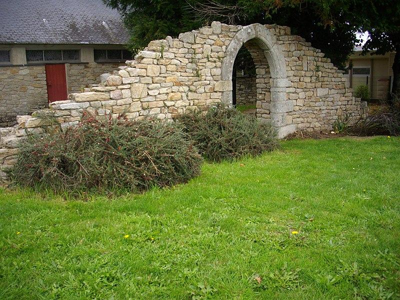 Photo du Monument Historique Chapelle Saint-Guen situé à Vannes