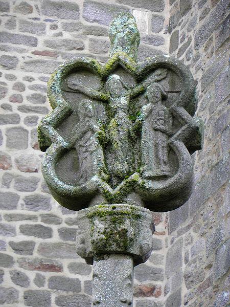 Photo du Monument Historique Cimetière situé à Vannes