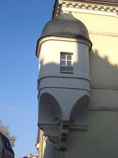Photo du Monument Historique Ancien hôtel de Francheville situé à Vannes