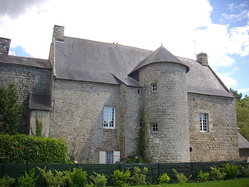 Photo du Monument Historique Manoir de Coedigo-Malenfant situé à Saint-Avé
