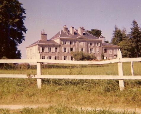 Photo du Monument Historique Domaine de Kerlivio situé à Kervignac