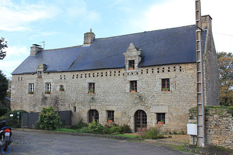 Photo du Monument Historique Maison situé à Cruguel