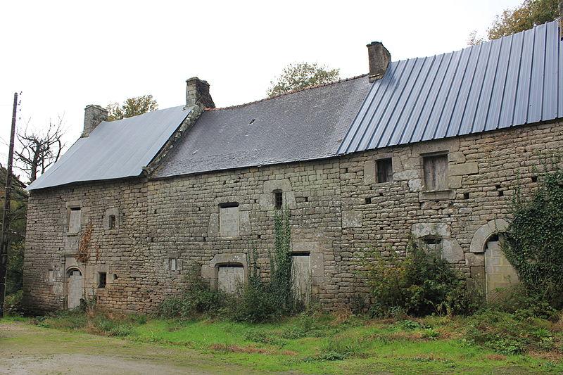 Photo du Monument Historique Maison à la Ville au Lau situé à Cruguel