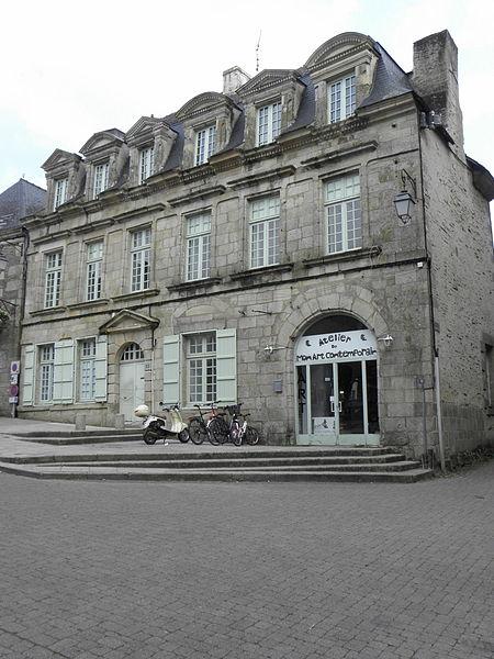 Photo du Monument Historique Hôtel situé à Josselin