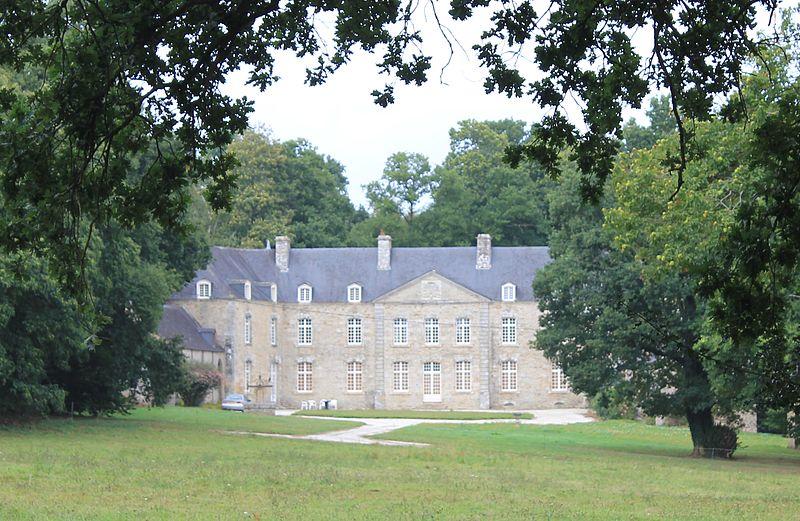 Photo du Monument Historique Château de Castel situé à Saint-Servant