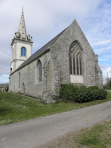 Photo du Monument Historique Chapelle Notre-Dame de Crénénan situé à Ploërdut