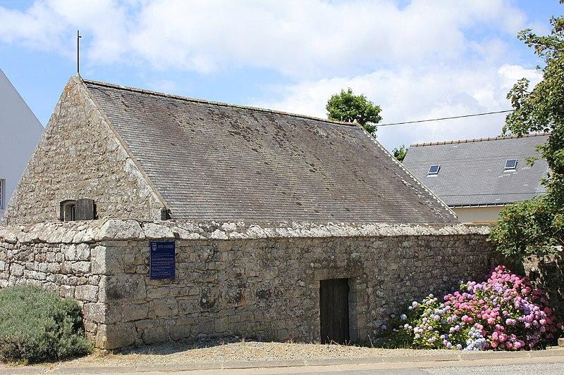 Photo du Monument Historique Fortifications de la ville : Petite Poudrière situé à Port-Louis