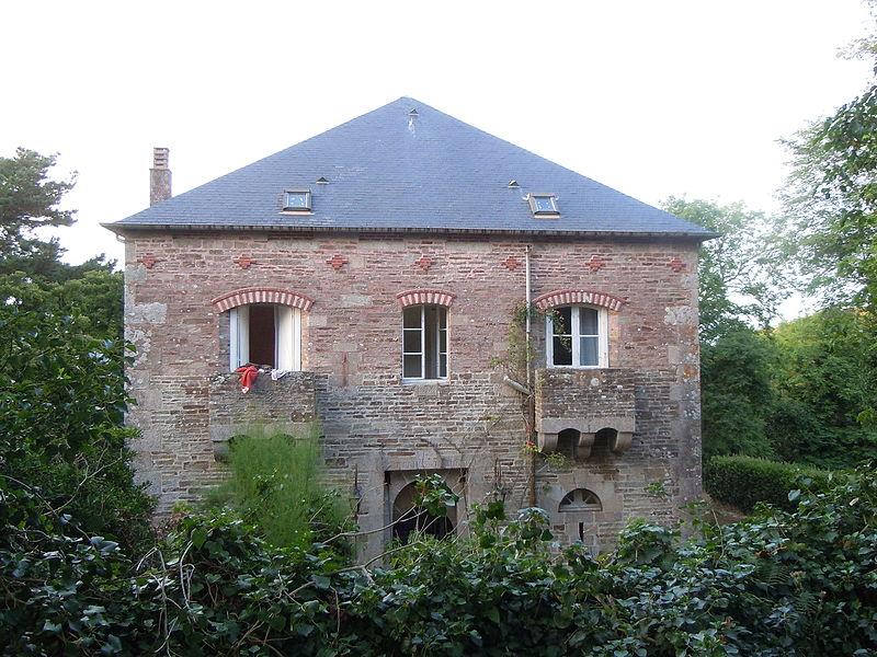 Photo du Monument Historique Réduit de La Biche situé à Locmaria
