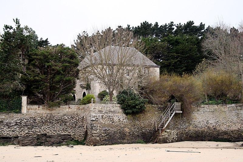 Photo du Monument Historique Fortin de Port-Fouquet situé à Palais (Le)