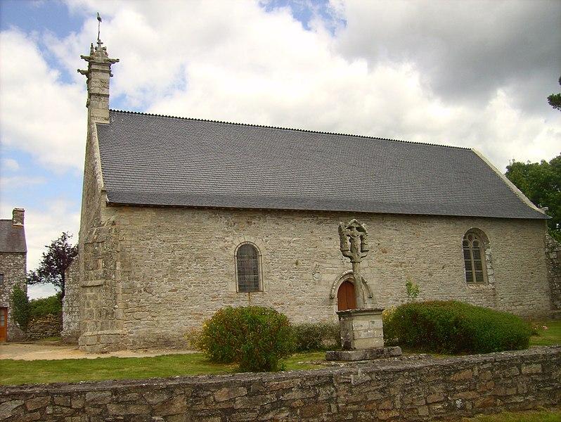 Photo du Monument Historique Chapelle Notre-Dame de Bon Secours de Mangolérian situé à Monterblanc