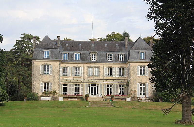 Photo du Monument Historique Château du Bot situé à Hennebont