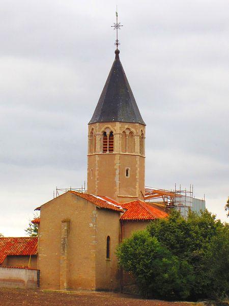 Photo du Monument Historique Eglise Notre-Dame situé à Aube