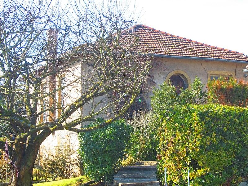 Photo du Monument Historique Synagogue situé à Ennery